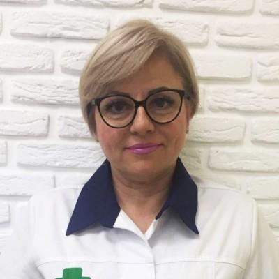 Остапович Наталя Василівна - Гінеколог