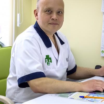 Бєльчіков Ігор Олексійович - Сімейний лікар
