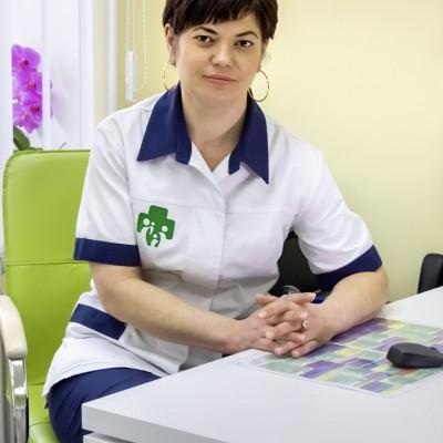 Гладуш Ульяна Іллівна - Сімейний лікар