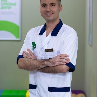 Гончаров Ігор Михайлович - cімейний лікар