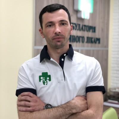 Циганчук Євген Володимирович  - Хірург
