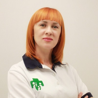 Кріштопа Алла Олександрівна Лікар – педіатр