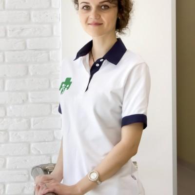 Мерешко Олена Вікторівна - Сімейний лікар
