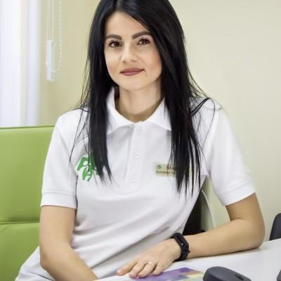 Мирна Катерина Анатолійовна - педіатр