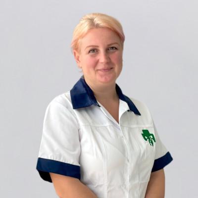 Любіч Наталія Сергіївна - Лікар загальної практики – сімейний лікар