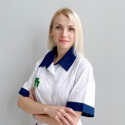 Подперигора Інна Василівна - Лікар загальної практики – сімейний лікар