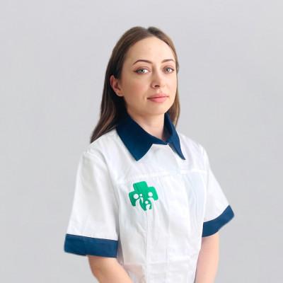 Кравченко Яна Сергіївна - Лікар загальної практики – сімейний лікар