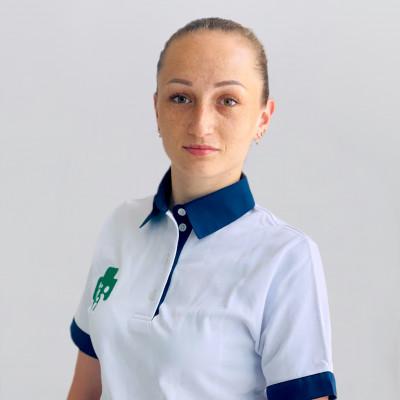 Мазанько Анастасия Владиславовна - ЛОР