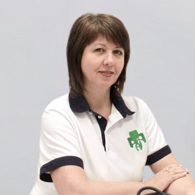 Шкварок Ірина Іллівна Лікар – педіатр