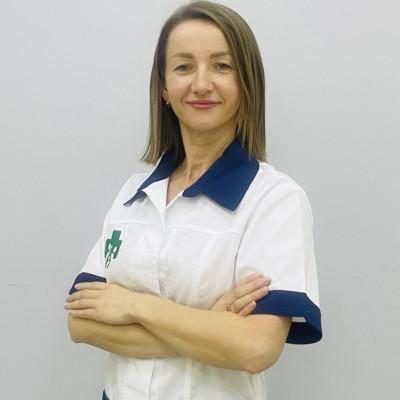 Златіна Наталя В'ячеславівна - Кардіолог дитячий