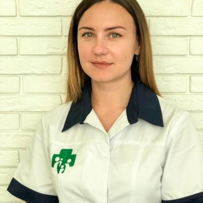сімейний лікар Паканіч Яна Михайлівна