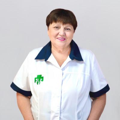 Полякова Людмила Ивановна