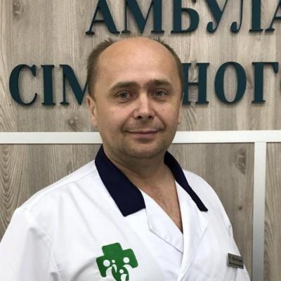 Штегеран Віктор Володимирович - Гінеколог