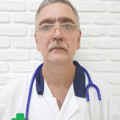Стуканов Віктор Якович - Пульмонолог дитячий