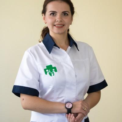 Труш Ірина Вікторівна - Сімейний лікар