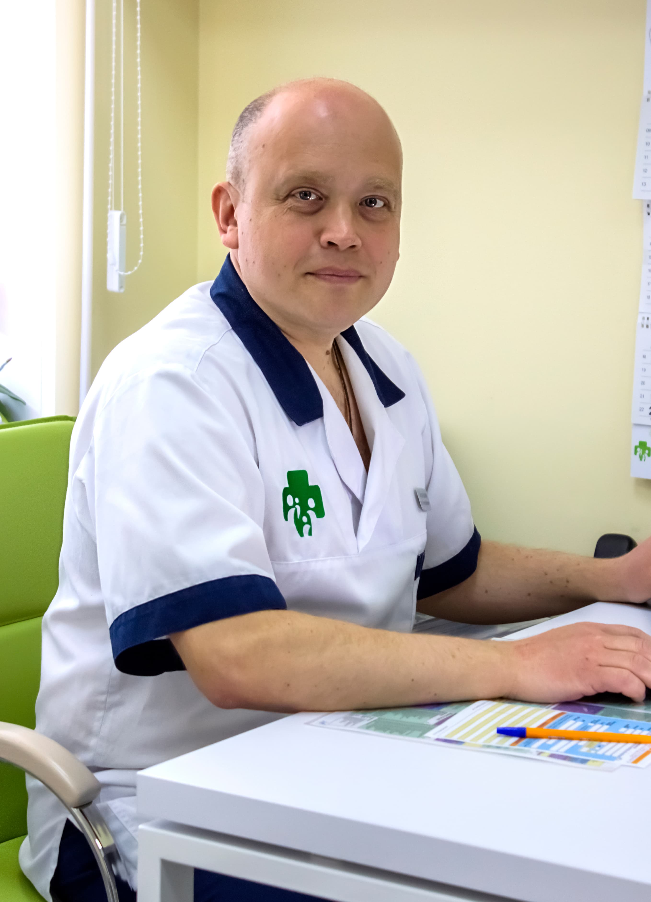 Бельчиков Игорь Алексеевич - семейный доктор