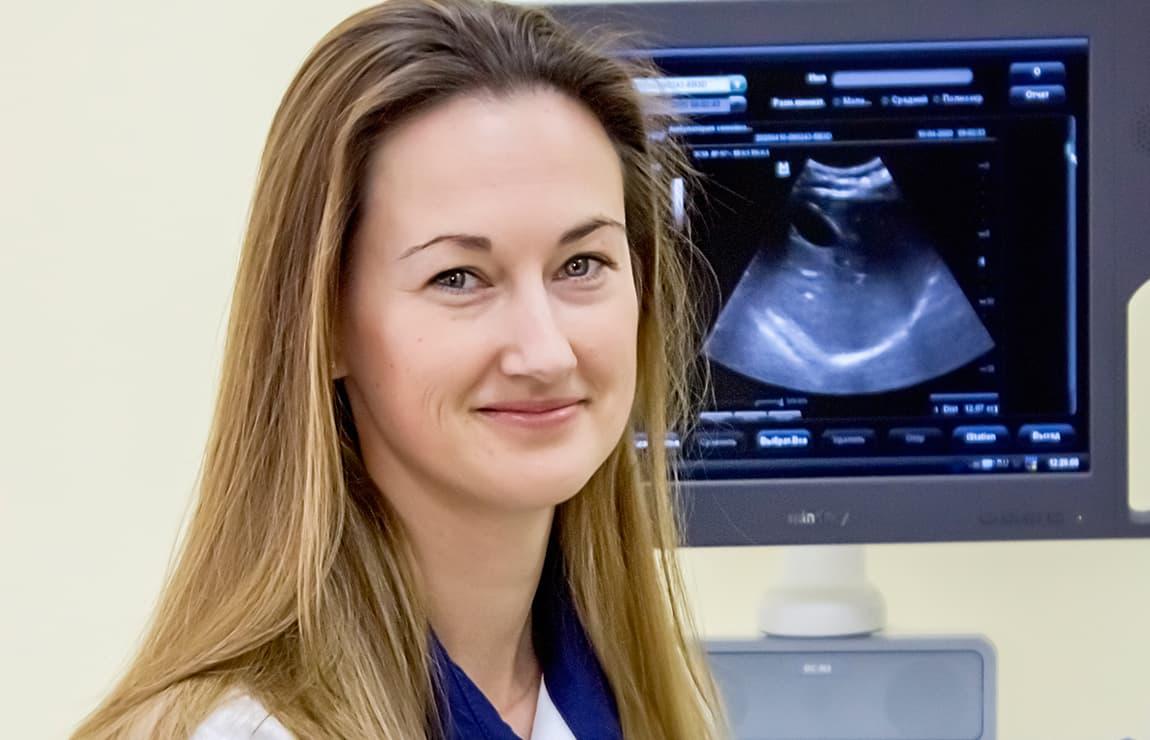 Добрицкая Инга Викторовна - врач УЗИ