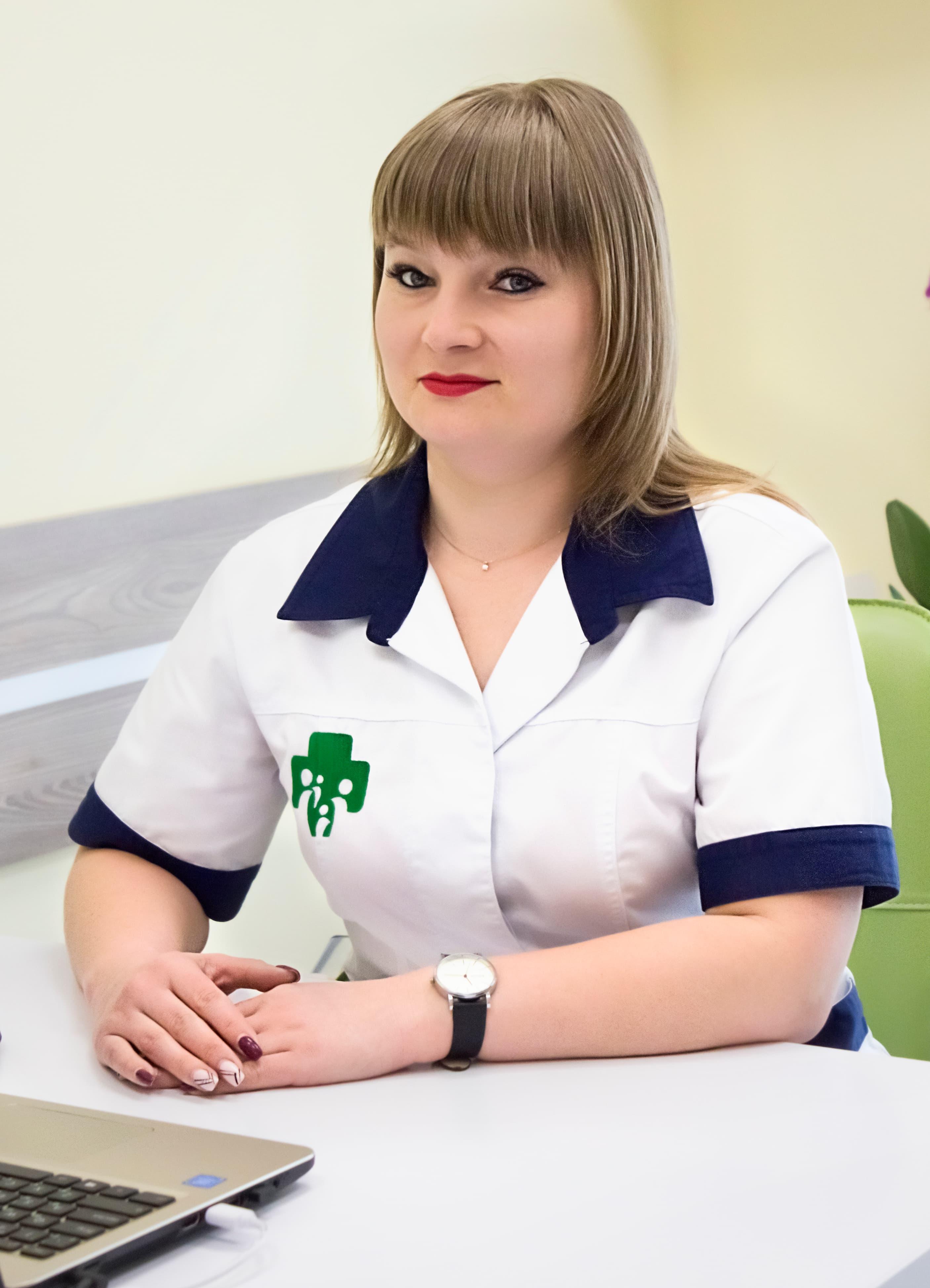 Ефимова Инна Ивановна - семейный врач