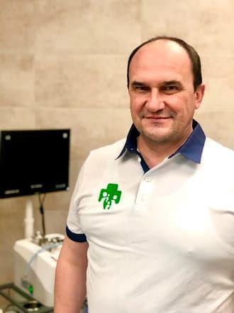 Щелкунов Анатолій Петрович - лікар отоларинголог вищої категорії