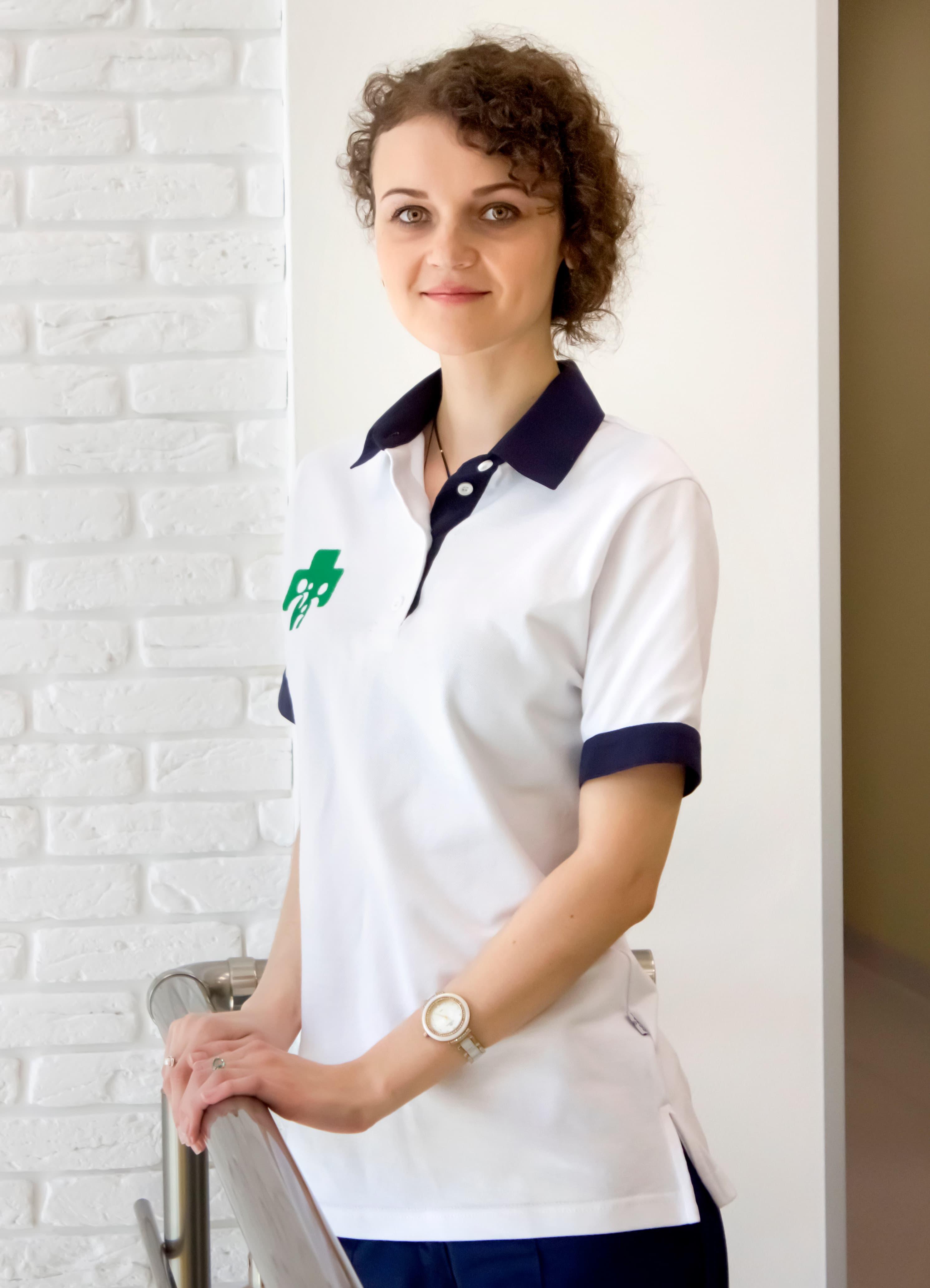 Мерешко Елена Викторовна - семейный врач