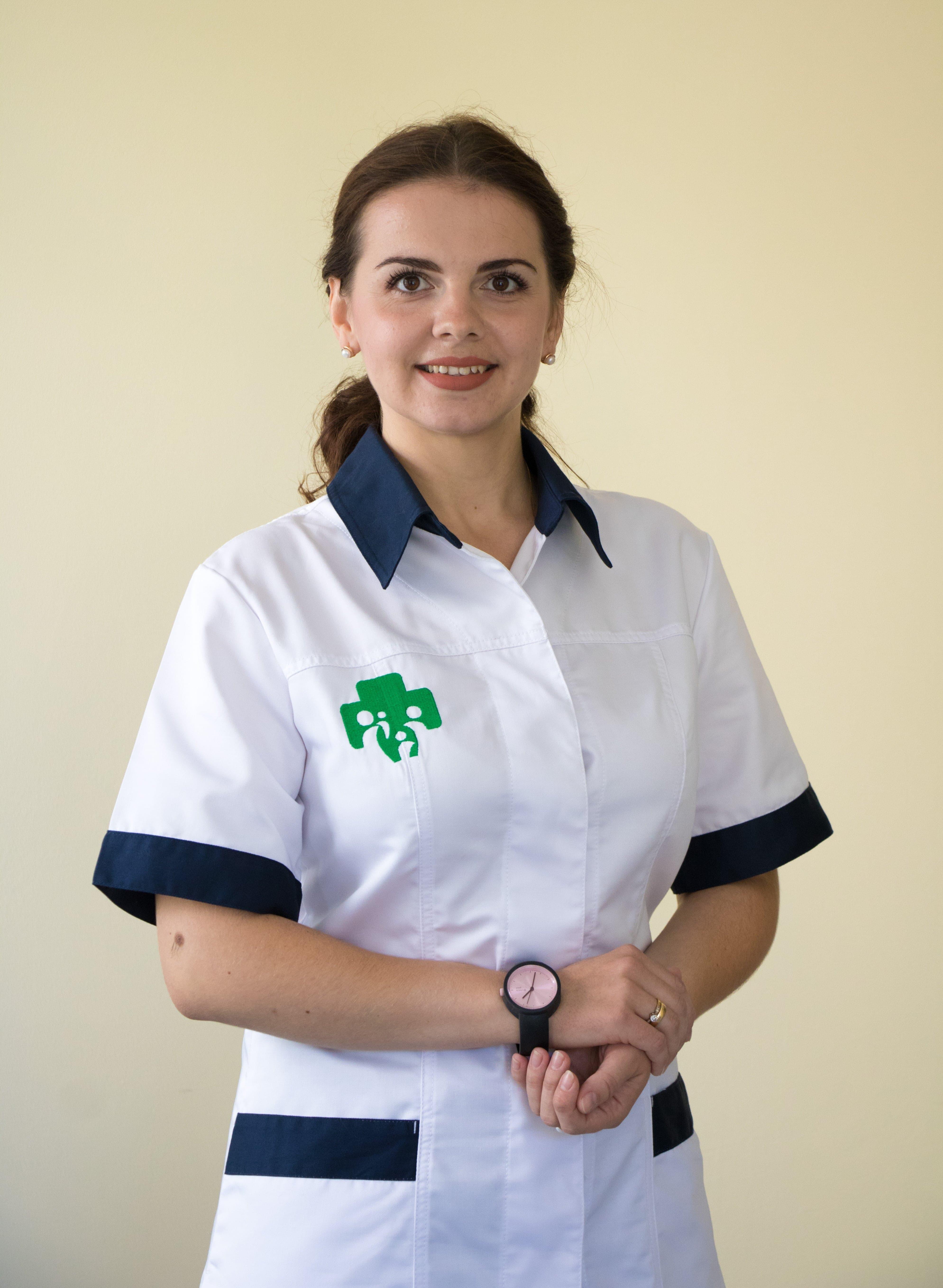 Труш Ирина Викторовна - семейный врач