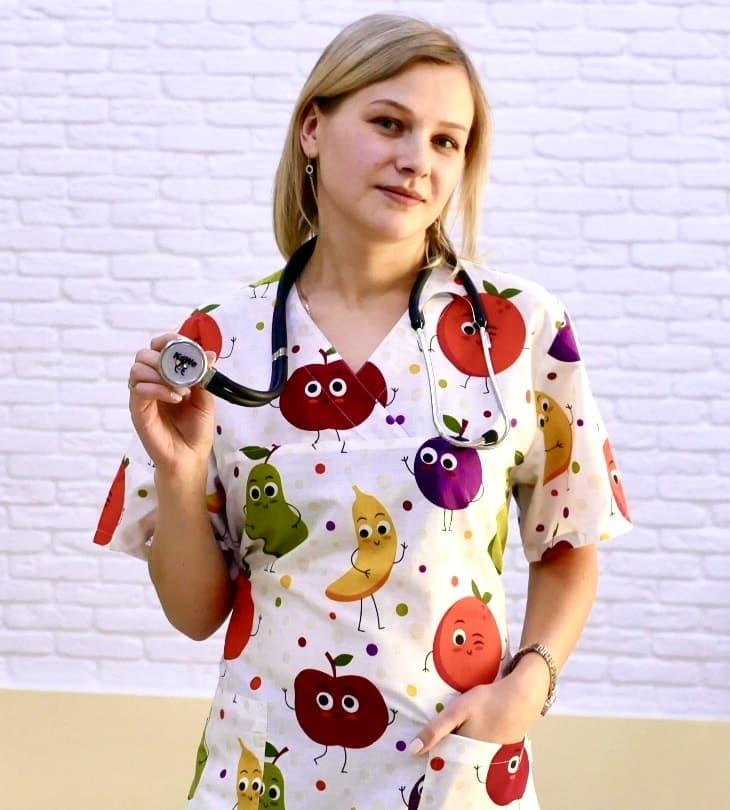 Паладий Алена Владимировна - врач педиатр