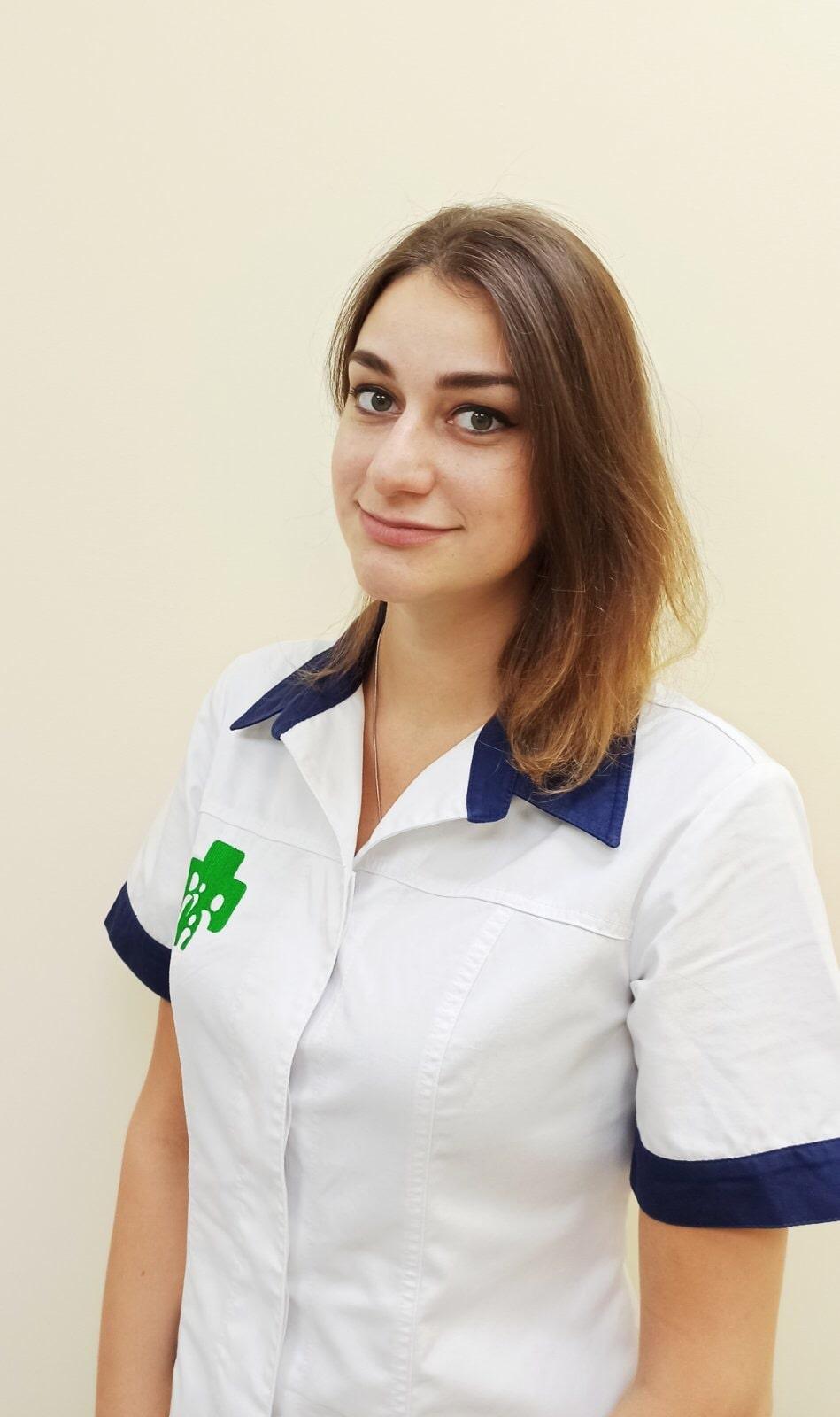 Аксëнова Екатерина Анатольевна