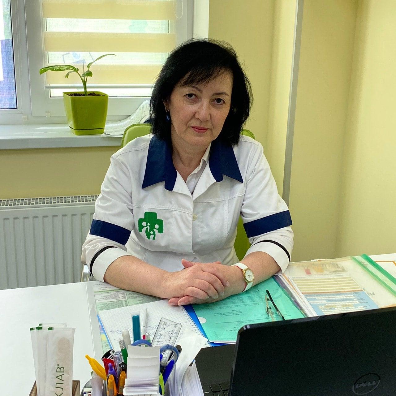 Асанова Сидика Мансуровна - детский невролог