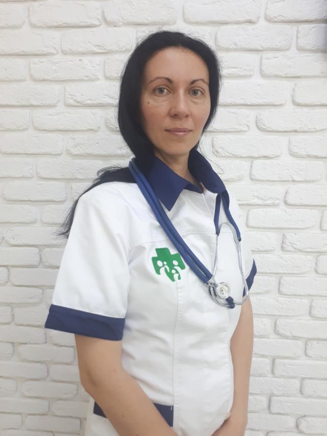 Чорна Зоя Сергіївна  - сімейний лікар