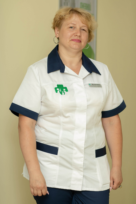 Фоменко Елена Александровна - семейный врач