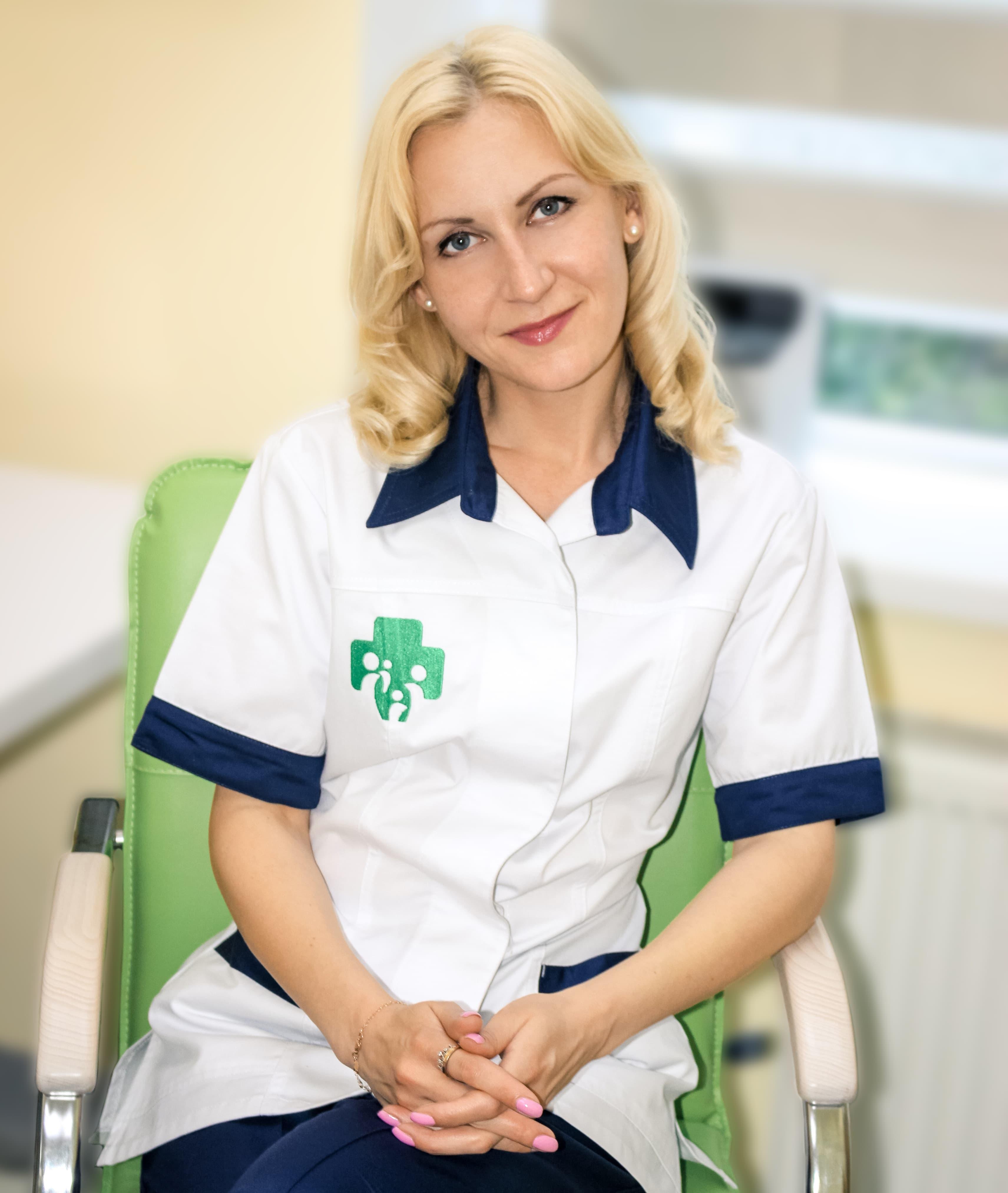 Филинюк Богдана Владимировна - семейный врач